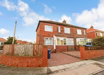 Thumbnail 4 bed semi-detached house for sale in Severus Road, Fenham, Newcastle Upon Tyne