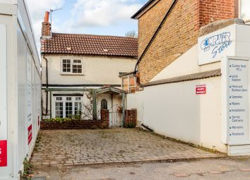 Thumbnail 2 bed end terrace house for sale in Portsmouth Road, Esher