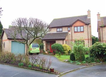 Thumbnail 4 bed detached house for sale in Woodcombe, Melksham