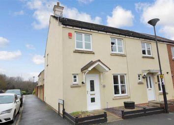 Thumbnail 3 bedroom end terrace house for sale in Cookham Road, Oakhurst, Swindon
