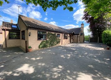 Thumbnail 5 bed detached bungalow for sale in Winchester Road, Grantham