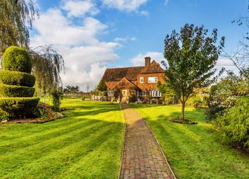 Thumbnail 4 bed link-detached house for sale in Ardingly Road, West Hoathly, East Grinstead