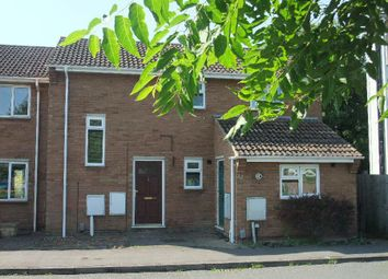 Thumbnail 2 bed terraced house to rent in Langley Close, Ramsey Road, St. Ives, Huntingdon