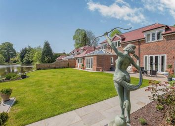 Thumbnail 4 bed detached house for sale in East Horsley, Leatherhead, Surrey