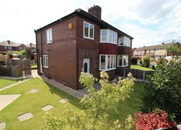 Thumbnail 3 bed semi-detached house for sale in Illingworth Avenue, Altofts, Normanton