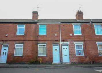 Thumbnail 2 bed terraced house for sale in Bainbridge Road, Warsop, Mansfield