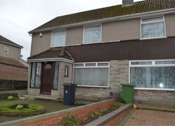 Thumbnail 3 bedroom detached house for sale in Gordon Avenue, Whitehall, Bristol