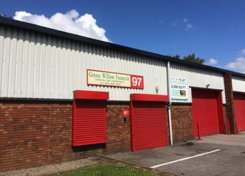 Thumbnail Industrial to let in Unit 97, Portmanmoor Road Industrial Estate, Cardiff, 5Hb, Cardiff