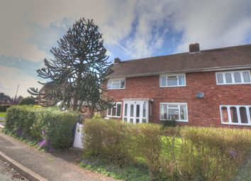 Thumbnail 3 bed semi-detached house for sale in Chestnut Road, Market Drayton