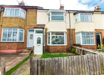 Thumbnail 3 bed terraced house for sale in Scotteswood Avenue, Chatham, Kent