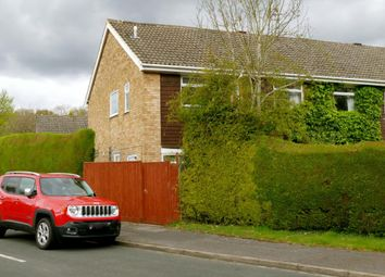 Thumbnail 5 bed semi-detached house for sale in Venetia Close, Emmer Green, Reading
