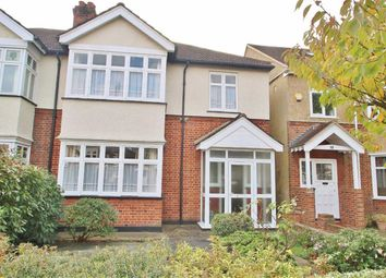 Thumbnail 4 bed semi-detached house for sale in Tybenham Road, Merton Park