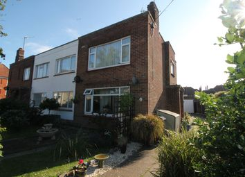 Thumbnail 2 bed terraced house for sale in Vista Road, Clacton-On-Sea, Essex