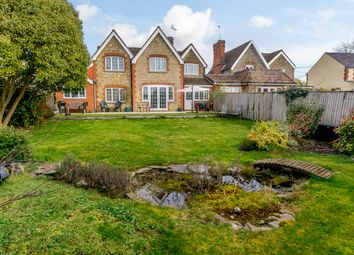 4 bed link-detached house for sale in Oxford Square, Watchfield, Swindon SN6