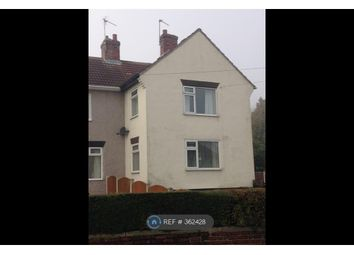 Thumbnail 3 bed semi-detached house to rent in Hawthorne Crescent, Barnsley
