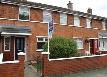 Thumbnail 3 bed terraced house for sale in Lisavon Drive, Sydenham, Belfast