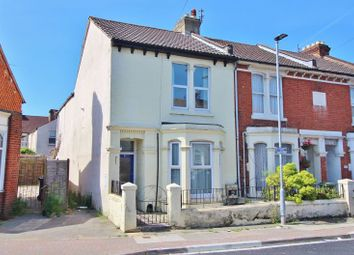 Thumbnail 4 bed terraced house for sale in Fawcett Road, Southsea