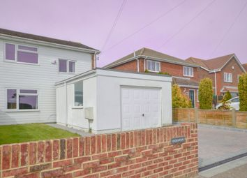 Thumbnail 3 bed semi-detached house for sale in Collingwood Road, St Margaret's At Cliffe