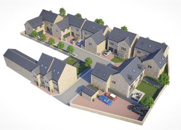 Thumbnail 5 bed detached house for sale in Plot 5, Station Road, Norwood Green, Halifax