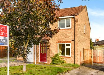 Thumbnail 2 bed semi-detached house for sale in Linnet Way, Sleaford