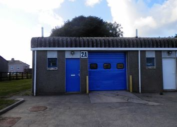 Thumbnail Light industrial to let in Unit 2A, Treskewes Industrial Estate, Helston