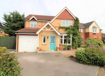 Thumbnail 4 bedroom detached house for sale in Snowdrop Dell, Poulton-Le-Fylde