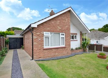 Thumbnail 2 bedroom bungalow for sale in Hillside Crescent, Holland-On-Sea, Clacton-On-Sea