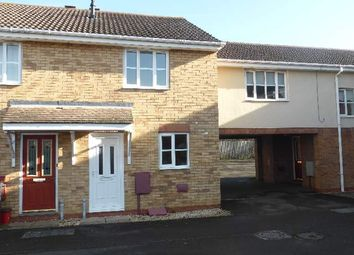 Thumbnail 2 bedroom terraced house to rent in Olympic Way, Kettering