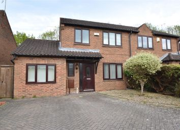 Thumbnail 3 bed semi-detached house to rent in Great Oaty Gardens, Lyppard Hanford, Worcester