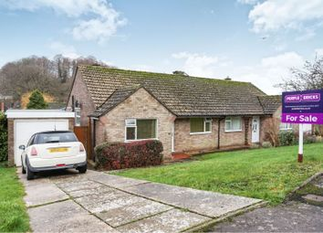 Thumbnail 2 bed bungalow for sale in Claremont Road, Bridport