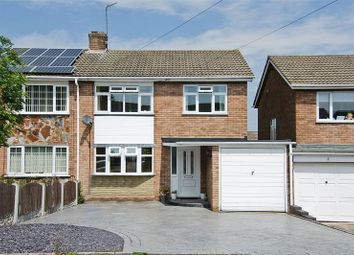 Thumbnail 3 bed semi-detached house for sale in Fieldhouse Road, Chase Terrace, Burntwood