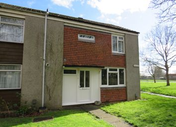 Thumbnail 3 bed end terrace house for sale in Nelson Court, Fareham