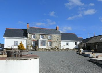 Thumbnail 4 bed detached house for sale in Llanarth, Ceredigion