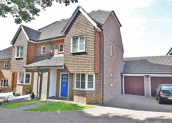 Thumbnail 3 bed semi-detached house for sale in St. Francis Close, Penenden Heath, Maidstone