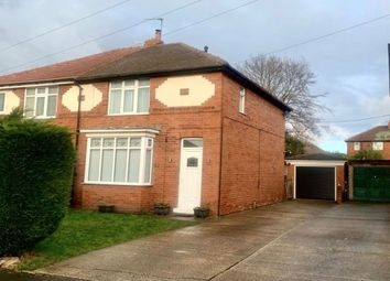 Thumbnail 3 bed semi-detached house to rent in Rosemary Road, Rotherham
