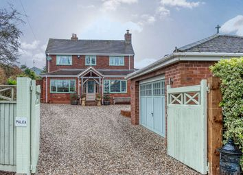 Thumbnail 3 bed detached house for sale in The Slough, Studley, Warwickshire