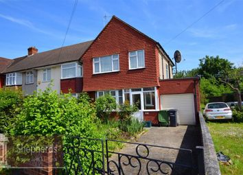 Thumbnail 3 bed end terrace house for sale in Leven Drive, Waltham Cross, Hertfordshire