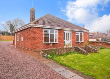 Thumbnail 3 bed detached bungalow for sale in High Street, Rippingale, Bourne