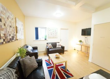 Thumbnail 6 bed property to rent in Gamble Street, Arboretum, Nottingham