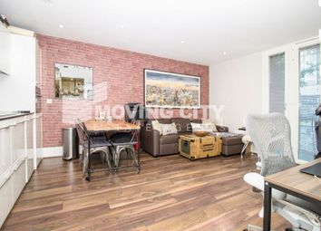 Thumbnail 1 bed flat for sale in Bishops Square, London