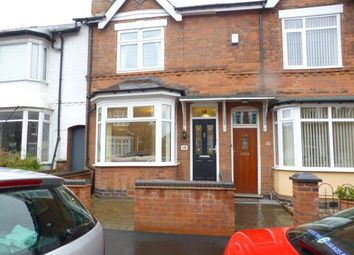Thumbnail 3 bed terraced house for sale in Grosvenor Road, Harborne, Birmingham, West Midlands