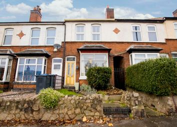 3 bed terraced house for sale in Fordhouse Lane, Stirchley, Birmingham B30
