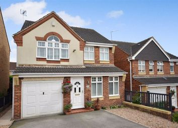 Thumbnail 4 bed detached house for sale in Banbury Road, Pontefract