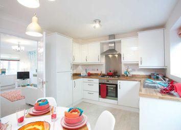 Thumbnail 2 bed semi-detached house for sale in St John's Walk, Moorland Road, Poulton-Le-Fylde, Lancashire