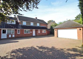 Thumbnail 5 bed detached house for sale in Marlow Road, High Wycombe