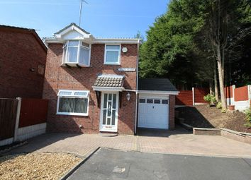Thumbnail 3 bed detached house for sale in Wilby Close, Bury