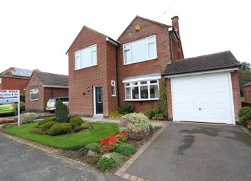 Thumbnail 4 bed detached house for sale in Brame Road, Hinckley