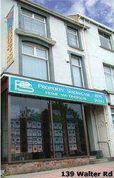 Thumbnail 2 bedroom duplex to rent in Walter Road, Swansea
