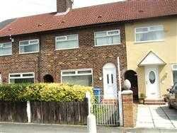 Thumbnail 3 bed terraced house to rent in Kingsway, Huyton, Liverpool