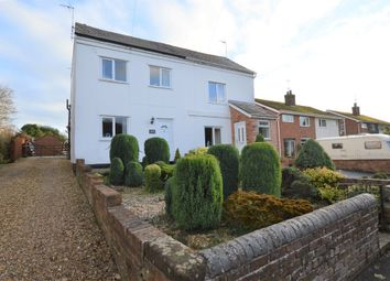 Thumbnail 2 bedroom cottage for sale in Church Road, Saughall, Chester